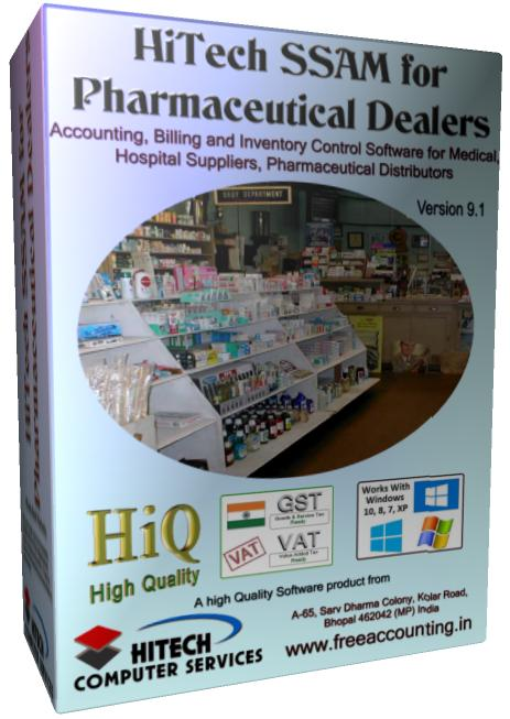 Medical Store Accounting Software 1